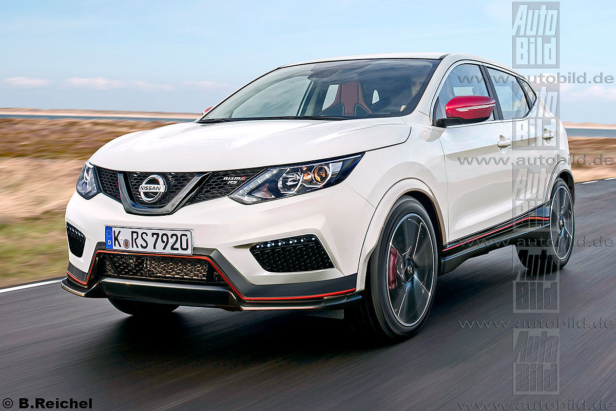 2020 Nissan Qashqai Price and Review