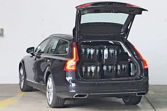 Kombi Duell Volvo V90 Trifft Auf Mercedes E Klasse T Modell