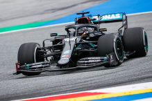 Formel 1: Mexiko GP 2016