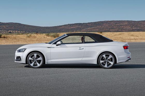 Das kostet das Audi A5 Cabrio