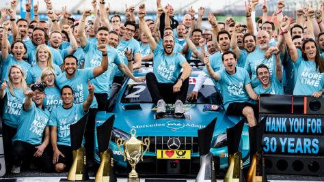 DTM: Paffett geht als Champion