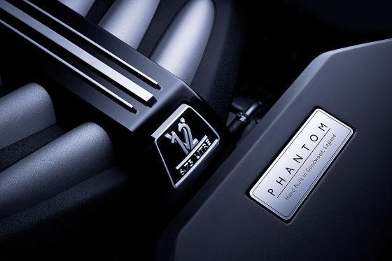 Luxus a la Rolls-Royce