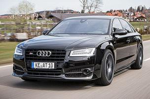 Abt Audi S8 plus (2016): Fahrbericht