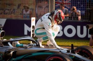 Vorsprung auf Ferrari ein