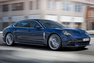 Porsche Panamera Executive (2016): Vorstellung