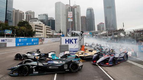 Formel E: Bilanz nach 50 Rennen