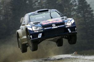 Sieg für Ogier, Titel für VW