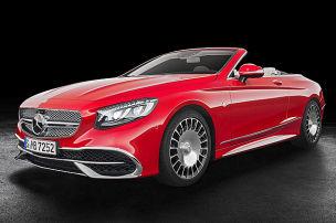 Mercedes-Maybach S 650 Cabrio: Vorstellung