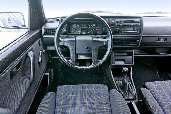 vw golf 2 gti g60 golf 7 gti gebrauchtwagen test. Black Bedroom Furniture Sets. Home Design Ideas