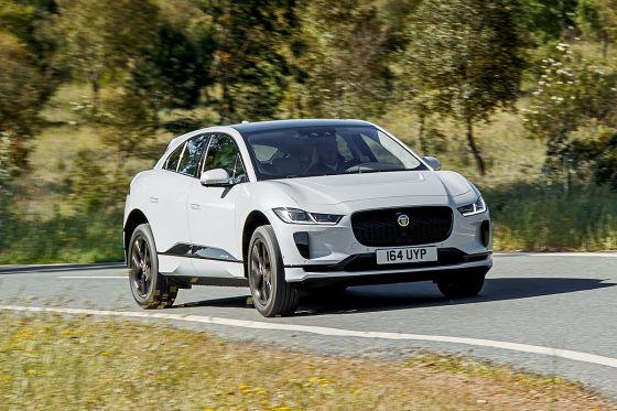 Jaguar I-Pace (2018): Test und alle Infos