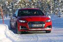 Audi S5 - Winterreifentest