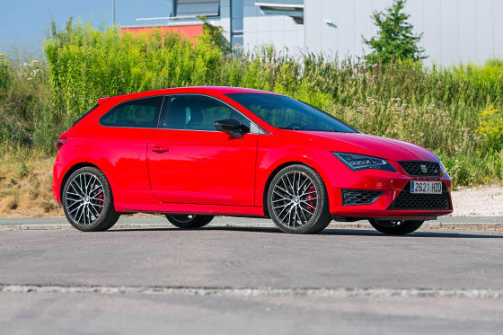 seat leon cupra facelift im test 2017 vorstellung. Black Bedroom Furniture Sets. Home Design Ideas