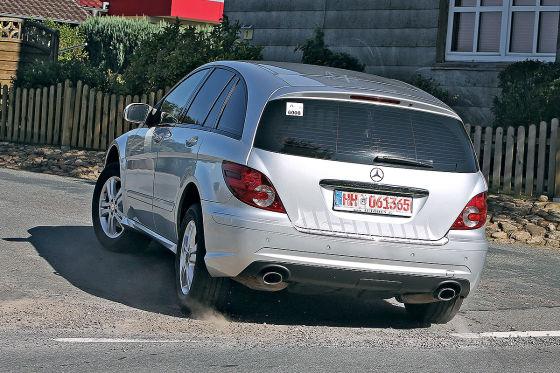 Mercedes R 320 CDI 4Matic