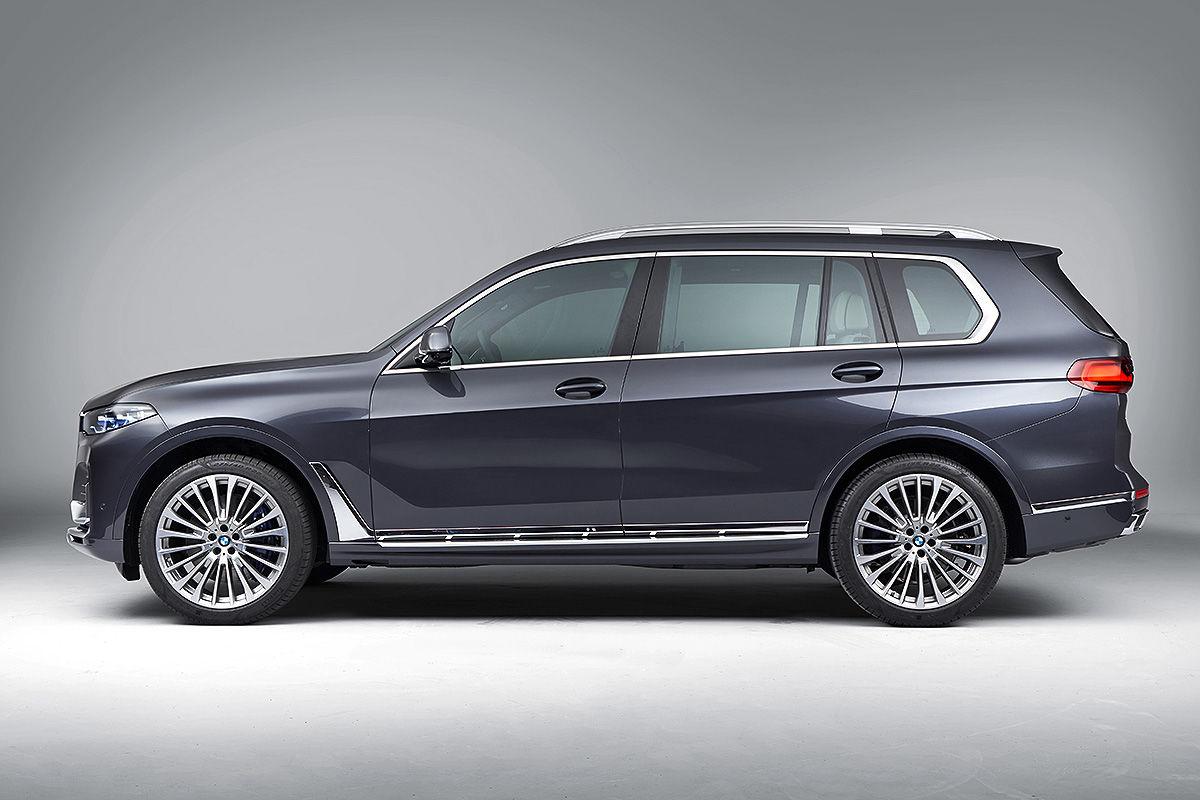 BMW X7 G07 (2018): Bilder