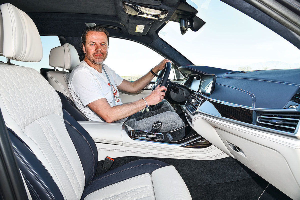 Bildergalerie BMW X7 G07 (2018)