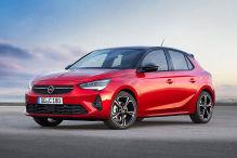 Opel Corsa F (2018): Erlkönig