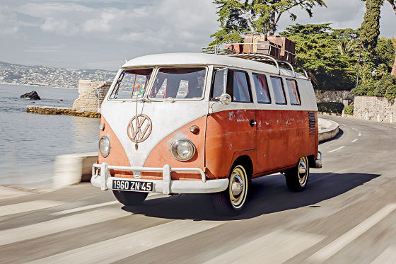 VW T1 Westfalia