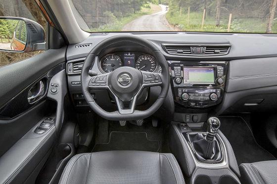 So kommt das Nissan X-Trail Facelift