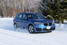 Allrad Winterreifen Test  Schnee Test