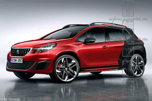 Peugeot 2008 Ii Autobildde