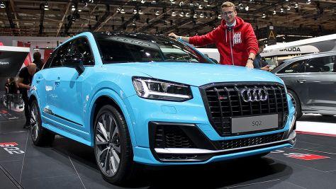 Audi SQ2 (2018): Test