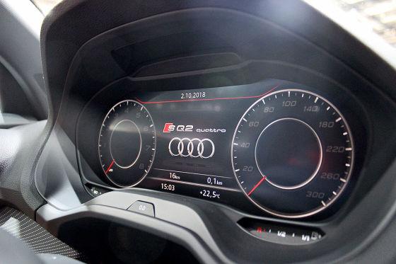 Motortausch für den Audi Q2
