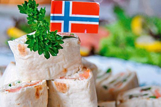 norwegisches Essen