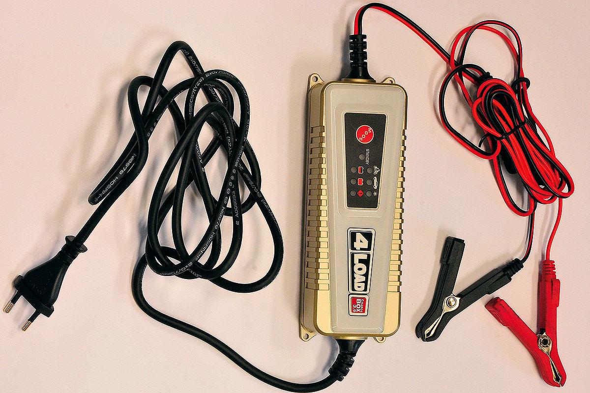 Batterie-Ladegerät: 4Load Charge Box 3.6
