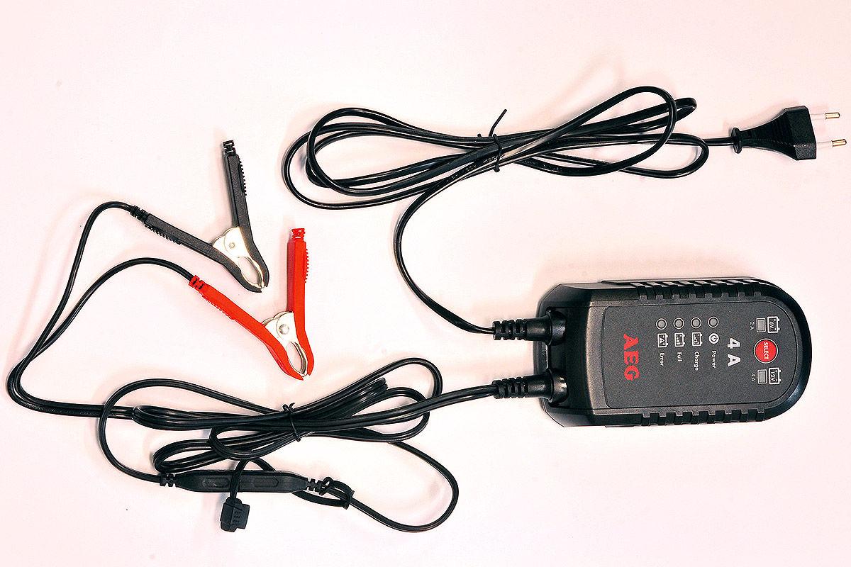 Batterie-Ladegerät: AEG LM 4.0