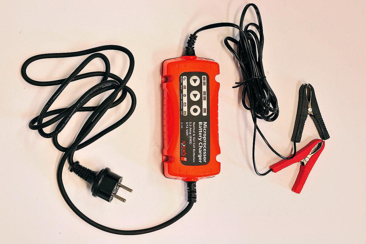 Batterie-Ladegerät: Speeds BL-530