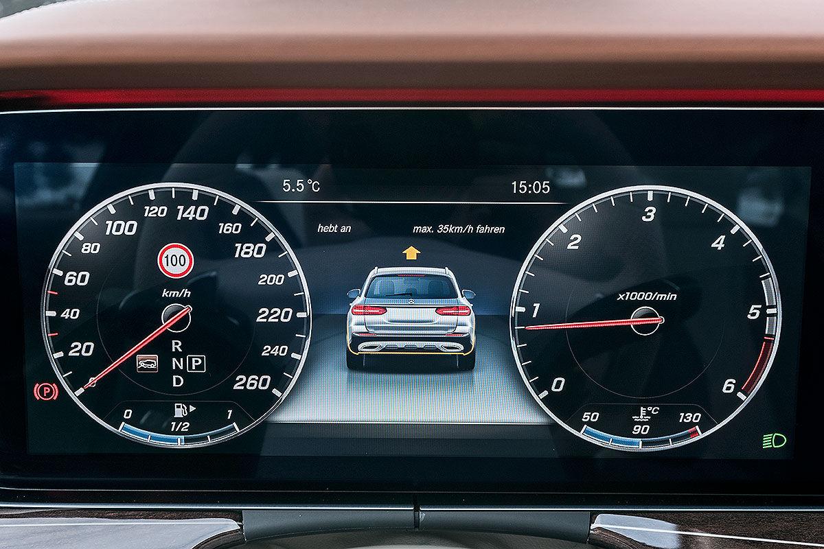 Mercedes E-Klasse All Terrain (2016) im Test: Fahrbericht