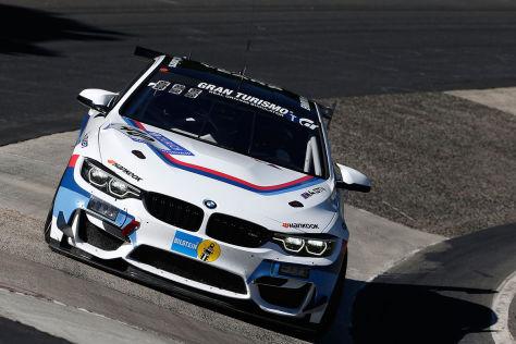 Neuer Rennwagen von BMW