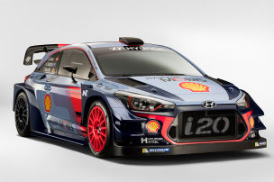 Hyundai präsentiert i20 Coupe
