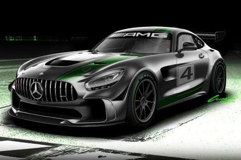 Neuer Stern im Motorsport
