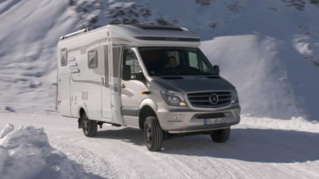 Allrad-Mobil