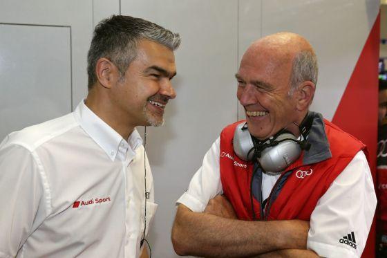 Gass wird neuer Audi-Sportchef