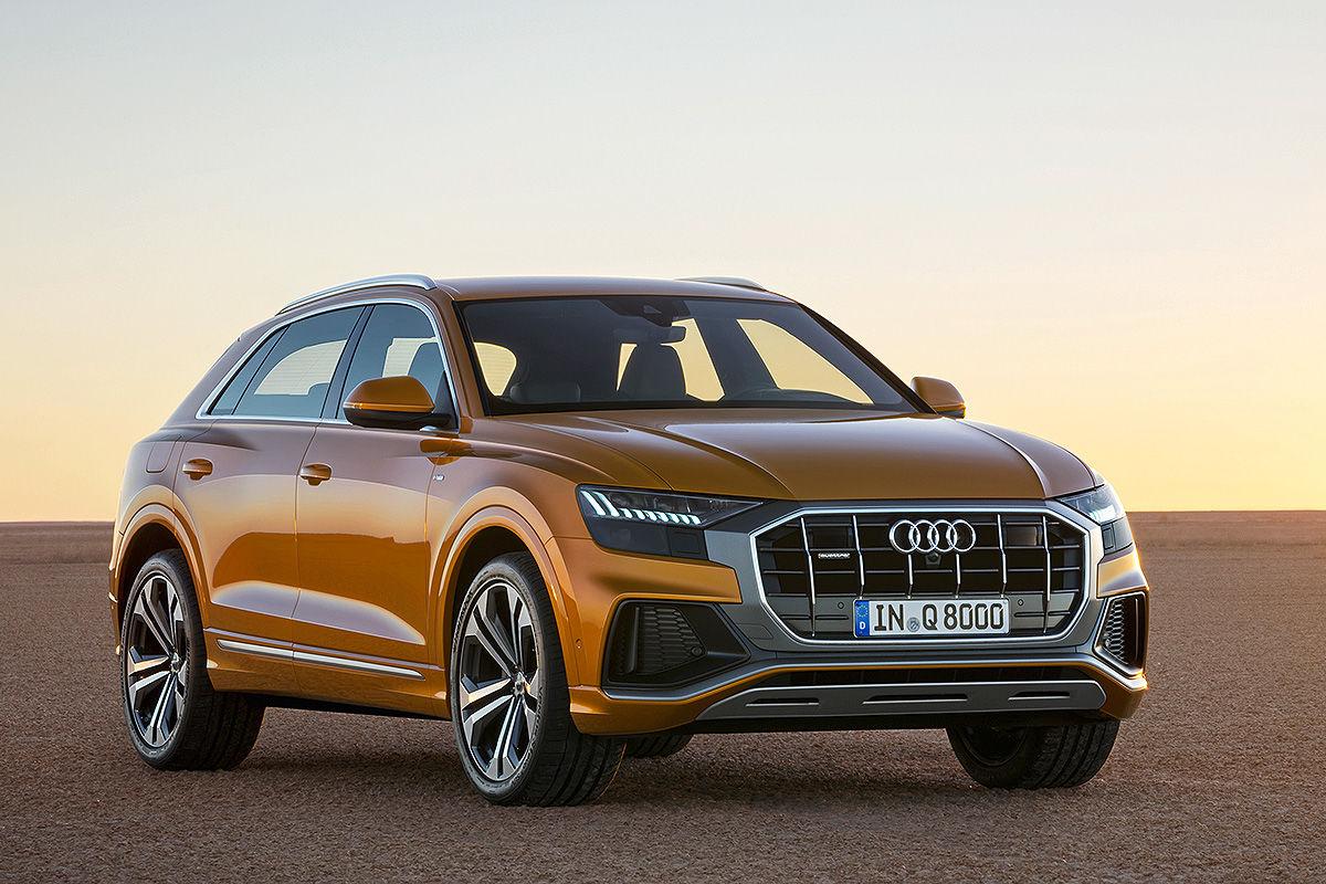 Audi Q8 (2018): Vorschau