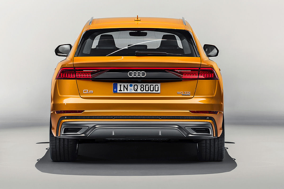 Audi Q8 concept (2017): Vorstellung