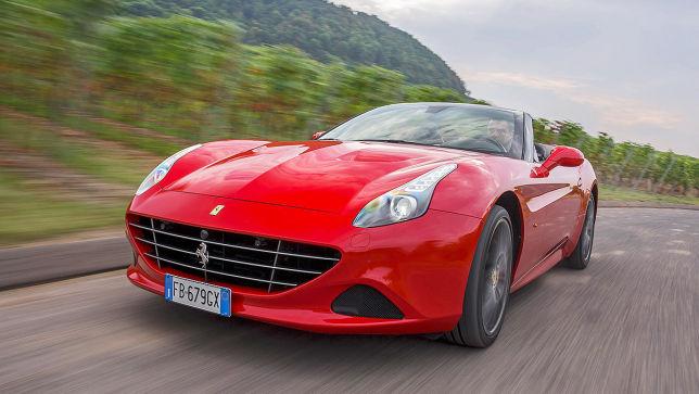 Video Ferrari California T Hs 2016 Autobild De