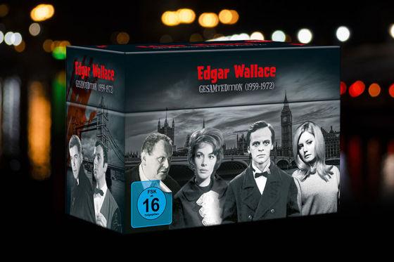 Edgar Wallace Gesamtedition