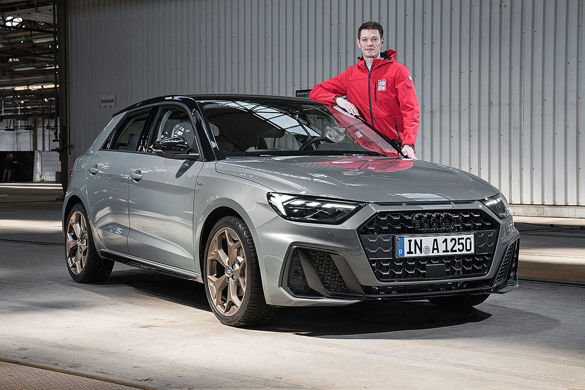 Audi A1 2018 Alle Infos Test Bilder Autobild De