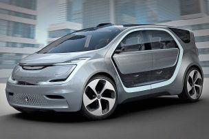 Fiat auf der CES: Vorstellung