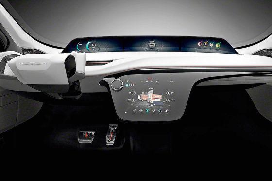 Fiat auf der CES 2017