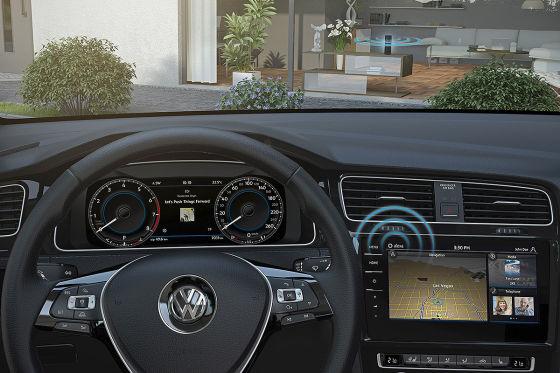 VW auf der CES 2017