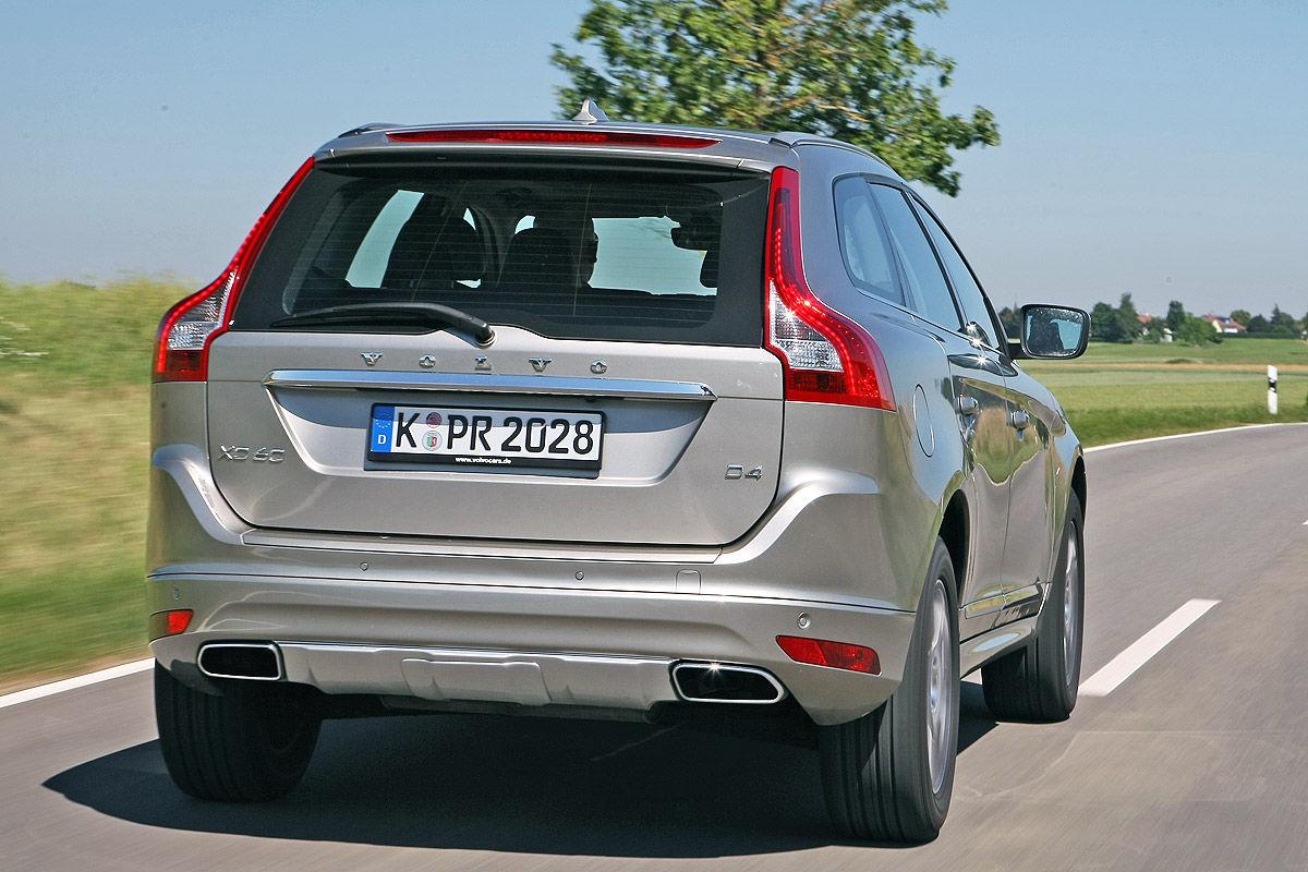 Volvo XC60 im 100.000-Kilometer-Dauertest