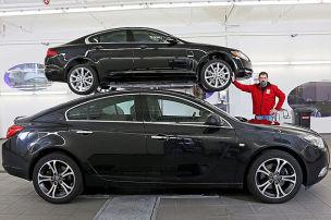 Opel oder Jaguar?