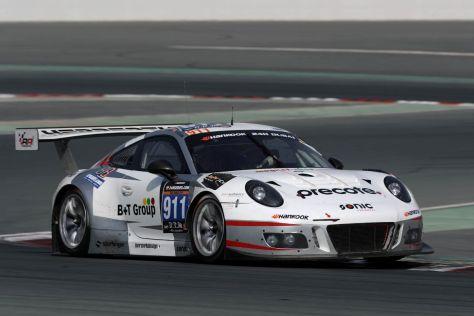 24h Dubai: Doppelsieg für Porsche
