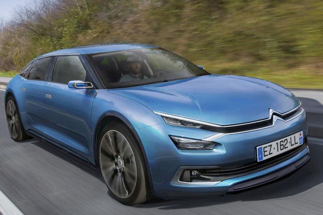 Video: Citroën C5 (2018) - autobild.de