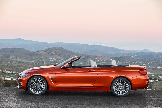 Alles zum BMW 4er Facelift