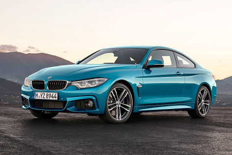 Bmw 4er facelift 2017 vorstellung motoren marktstart for Bmw 4er gran coupe m paket